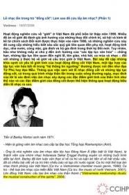 Lễ nhạc trong đồng cốt: Làm sao để cứu lấy âm nhạc (2008)