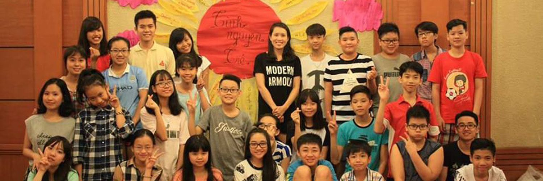 Trại hè 2016 của nhóm Tình nguyện trẻ