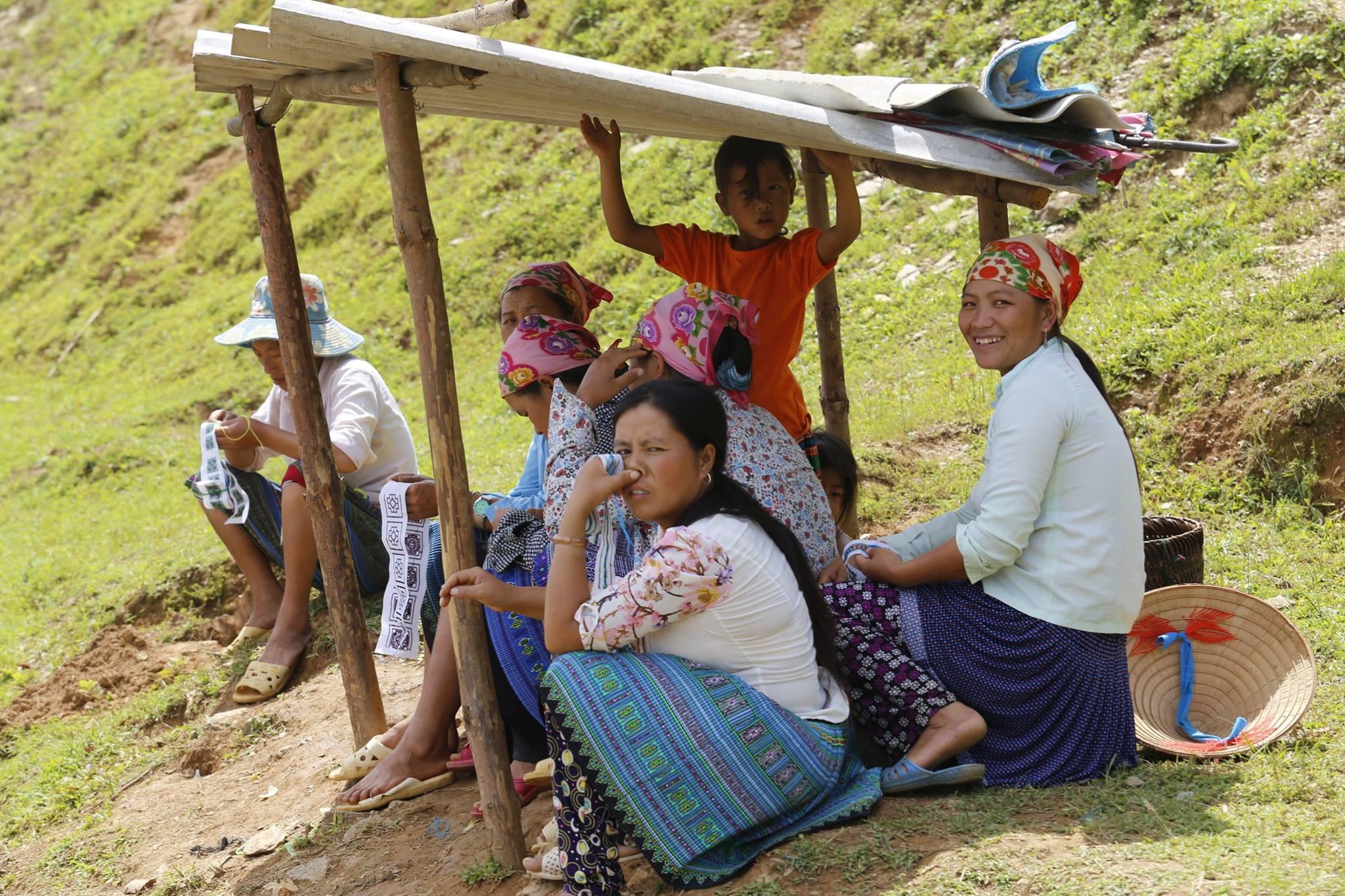 Phụ nữ dân tộc tại Quế Phong, Nghệ An