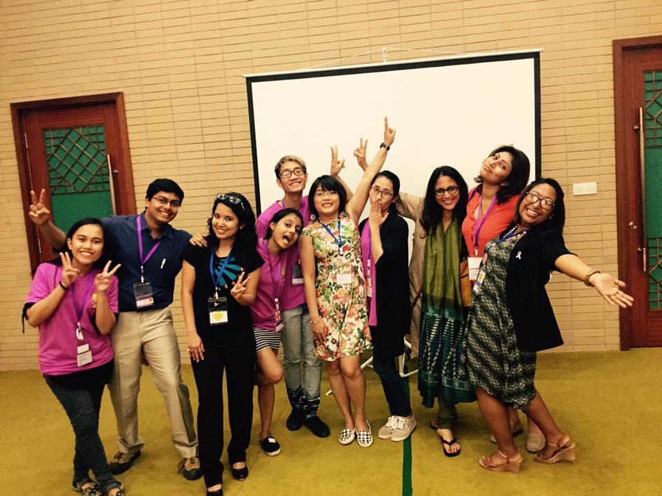 Cán bộ trẻ CCIHP tại Hội nghị Châu Á Thái Bình Dương về Sức khỏe sinh sản, tình dục và quyền lần thứ