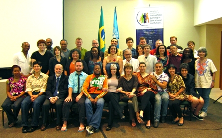 CCIHP trình bày tại Hội nghị quốc tế về bạo lực với người đồng tính trong các cơ sở giáo dục