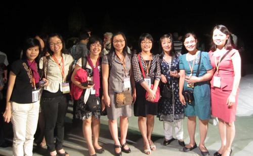 Dấu ấn CCIHP tại hội nghị APCRSHR6