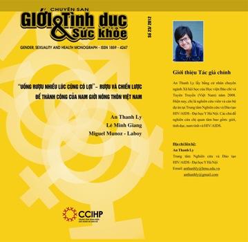 Uống rượu nhiều lúc cũng có lợi - Rượu và chiến lược thành công của nam giới nông thôn Việt Nam, số 23, 2012