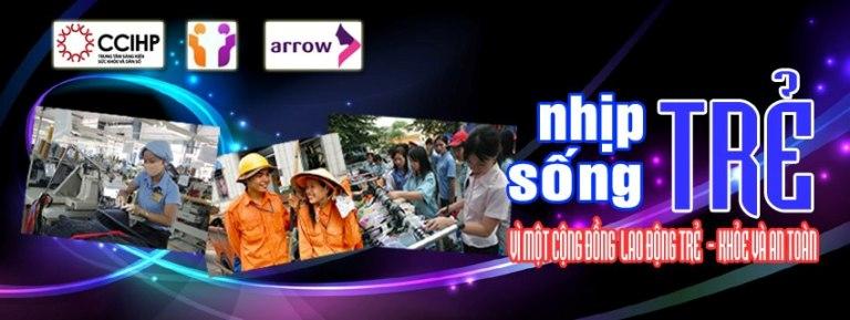 Tuyển tình nguyện dự án Thúc đẩy quyền SKSSTD cho thanh niên công nhân khu công nghiệp tại Hà Nội