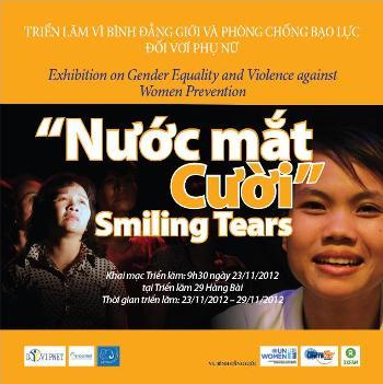 Giới thiệu triển lãm vì bình đẳng giới và phòng chống bạo lực đối với phụ nữ