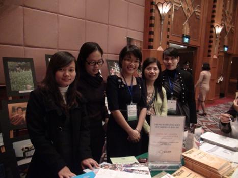 CCIHP với Hội nghị toàn quốc lần thứ nhất về Nghiên cứu sức khỏe sinh sản và tình dục