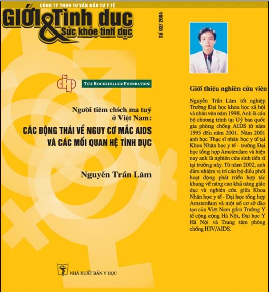 Người tiêm chích ma tuý ở Việt Nam: Các động thái về nguy cơ mắc AIDS và các mối quan hệ tình dục, số 2, năm 2004