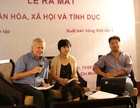 """Tuyển tập """"Văn hóa, Xã hội và Tình dục"""" - lần đầu tiên ra mắt tại Việt Nam"""