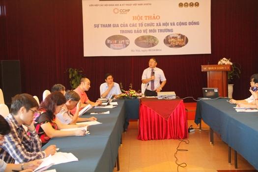 Sự tham gia của các tổ chức xã hội và cộng đồng trong bảo vệ môi trường