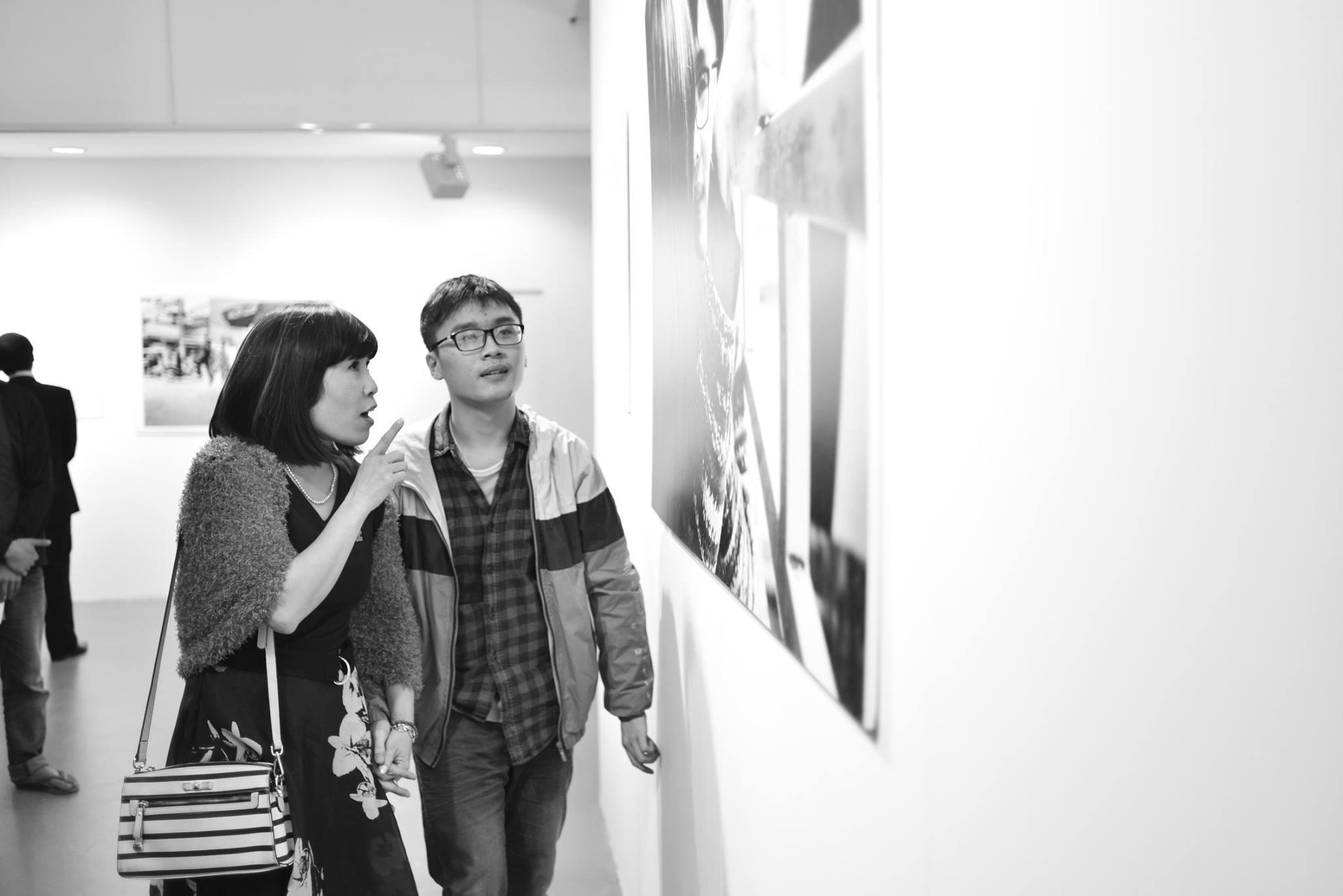 Triển lãm ảnh Nhìn - Picturing Autism: Tự kỷ qua lăng kính nghệ thuật