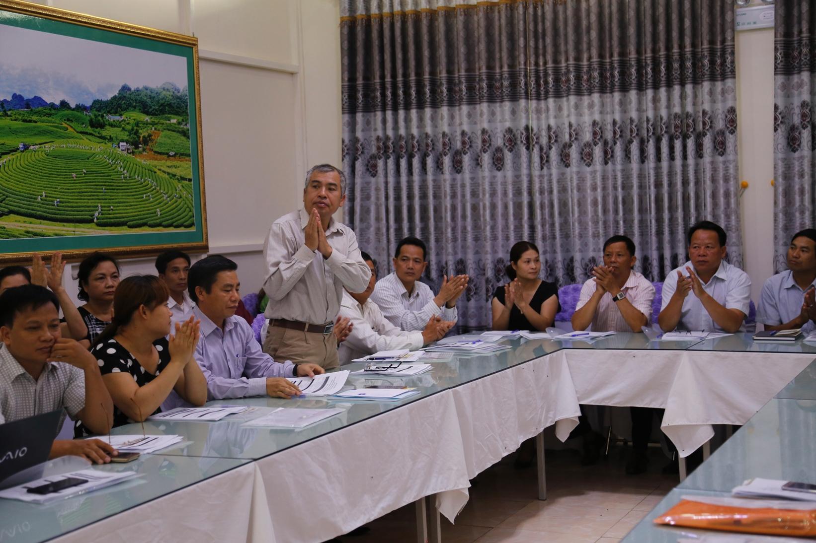 Hội thảo khởi động dự án Nâng cao hệ thống y tế và cải thiện dinh dưỡng tại tỉnh Sơn La, Việt Nam