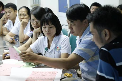 Hội thảo về cải thiện sự hài lòng của người bệnh với dịch vụ Chăm sóc sức khỏe