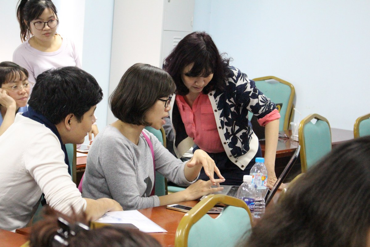 "Training on ""Improving knowledge of children's developmental milestones, autism spectrum disorders and improving the practice of using developmental and autism screening tools"""