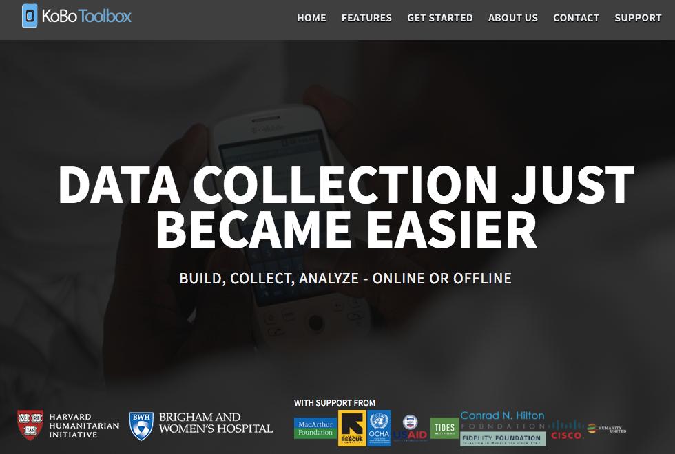 KoBo Toolbox: Công cụ hiệu quả trong quản lý và thu thập số liệu thực địa