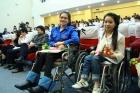 Khát vọng trăng khuyết: Khuyết tật nhưng không khuyết dục