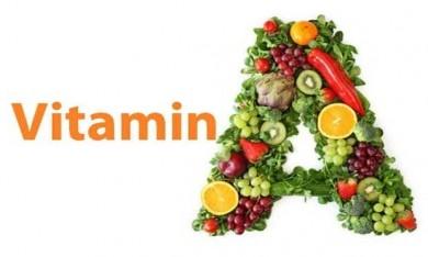 Bổ sung vitamin A cho bé từ 6-36 tháng tuổi