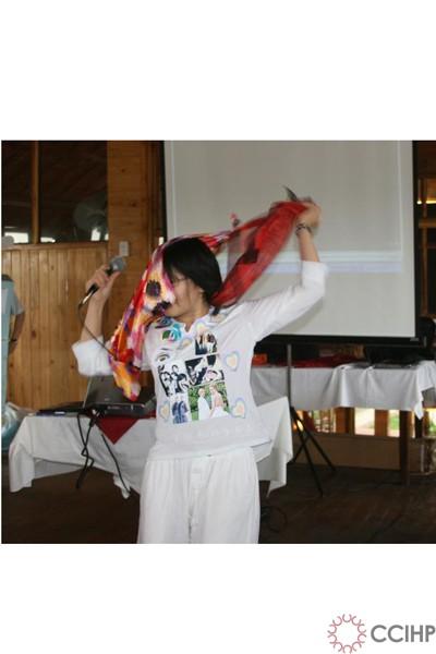 giới thiệu dự án LGBT của CCIHP (2009)