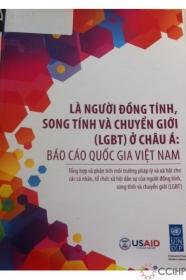 Là người đồng tính, song tính và chuyển giới ở Châu Á: Báo cáo Quốc gia Việt Nam