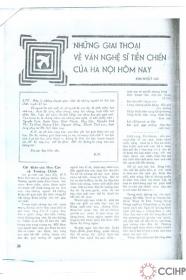 Giai thoại về Huy Cận trên báo Đời (1970)