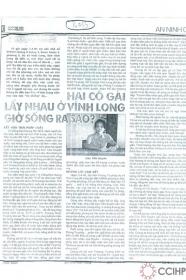 Hai cô gái lấy nhau ở Vĩnh Long giờ sống ra sao (1998)