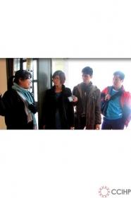 Tương tác tại triển lãm Những Ngăn tủ (2)