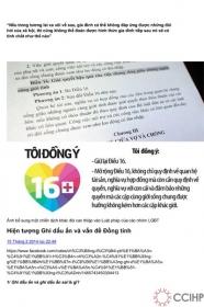Facebook page: Chúng tôi phản đối hôn nhân đồng giới