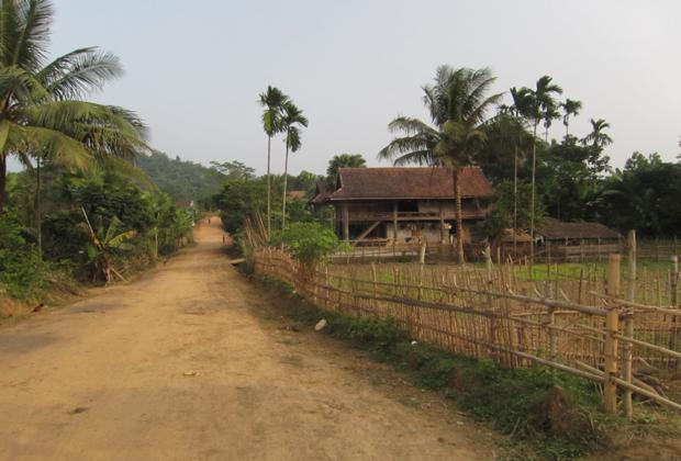 Nhà Sàn của người Tày huyện Anh Sơn, Nghệ An