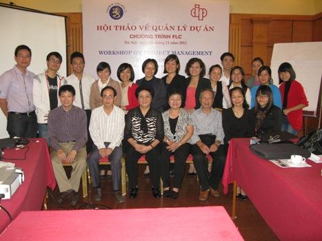 Hội thảo quản lý dự án trong khuôn khổ chương trình FLC