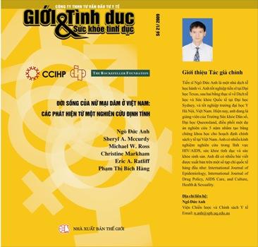 Đời sống của nữ mại dâm ở Việt Nam: Các phát hiện từ một nghiên cứu định tính, Số 21, 2010