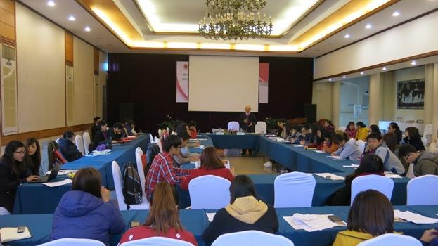 """Thông báo hội thảo """"Quyền sức khỏe sinh sản, tình dục của thanh niên: Từ Luật đến đời sống"""""""