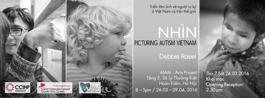 Triển lãm ảnh: Nhìn | Picturing Autism Vietnam