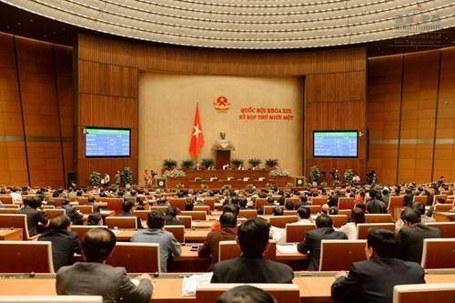 Quốc hội thông qua dự thảo Luật Trẻ em