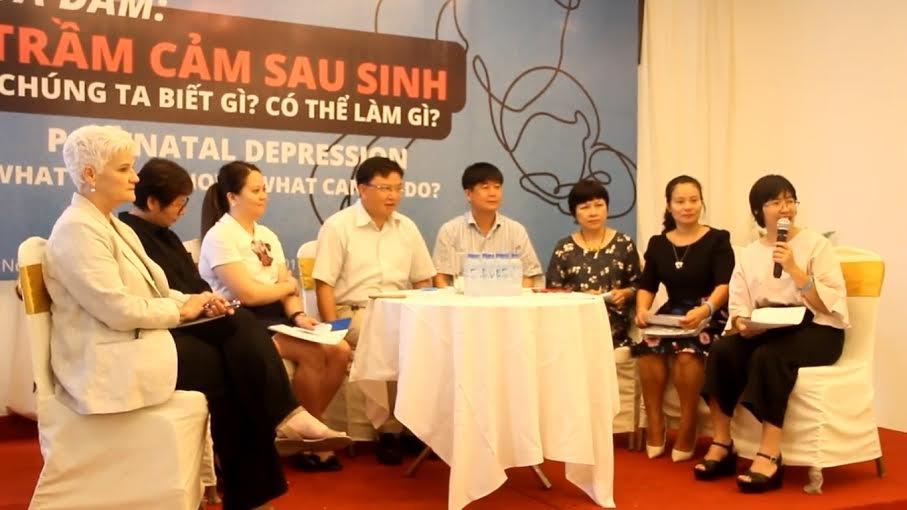 Trầm cảm sau sinh ở Việt Nam: Đừng để phụ nữ đơn độc