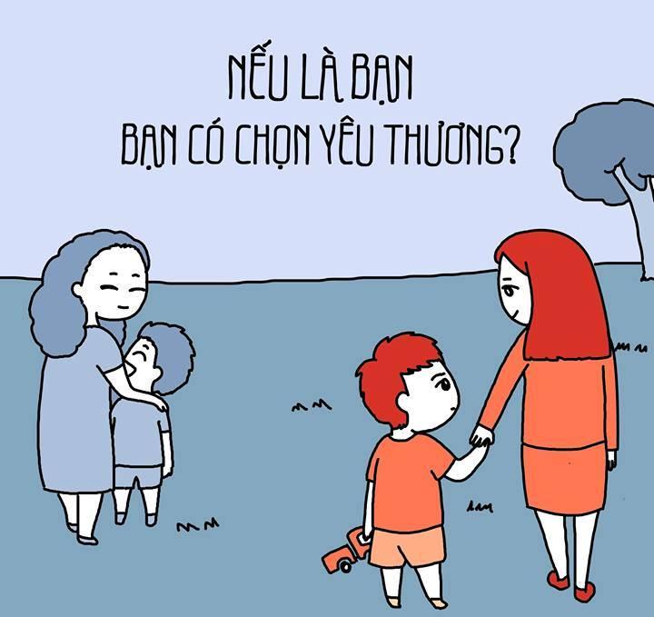 Khi yêu thương là một lựa chọn - truyện tranh về trẻ tự kỷ