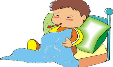 Xử trí khi trẻ bị sốt