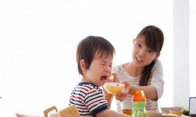 Chăm sóc dinh dưỡng khi trẻ từ 6 tháng tuổi trở lên bị bệnh